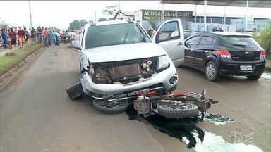 Imperatriz registra mais de 1.200 acidentes em 2018, diz Delegacia de Trânsito - Segundo o órgão, em pelo menos 80% dos casos o motorista havia ingerido bebida alcoólica.