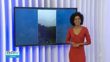 Confira a previsão do tempo em Salvador e no interior do estado - Previsão para o fim-de-semana: o tempo coninua seco.