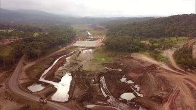 Brumadinho seis meses depois do rompimento da barragem da Vale
