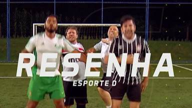 Resenha 2019: resultados dos paulista na 12º rodada do Brasileirão agradam os Garotinhos - Corinthians, São Paulo e Santos venceram seus jogos. O Peixe, inclusive, é o novo líder do campeonato, com o empate do Palmeiras contra o Vasco.