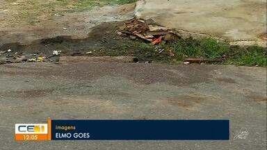Homem é assassinado no bairro Seminário no Crato - Saiba mais em g1.com.br/ce
