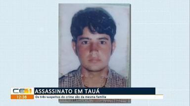 Assassinato e acidente de trânsito em Tauá - Saiba mais em g1.com.br/ce