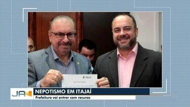 Em Itajaí, uma decisão judicial suspende a nomeação do filho do prefeito Volnei Morastoni - Em Itajaí, uma decisão judicial suspende a nomeação do filho do prefeito Volnei Morastoni