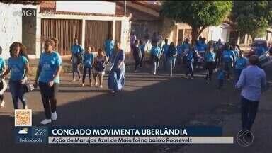 Congadeiros contam como foram as festa no fim de semana em Uberlândia - Além disso, o Moçambique Estrela Guia convida a população para prestigiar a apresentação no campus Santa Mônica da UFU. O evento ocorrerá nesta segunda-feira (29), às 19h30.