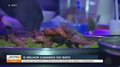 Concurso que incentiva a culinária local, na Fazendinha - Concurso que incentiva a culinária local, na Fazendinha