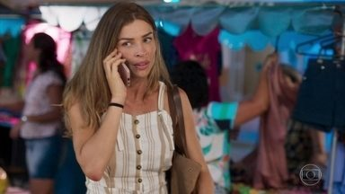 Paloma recebe ligação da escola de seu filho - Paloma recebe ligação da escola de seu filho
