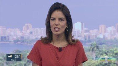 RJ1 - Edição de terça-feira, 30/07/2019 - O telejornal, apresentado por Mariana Gross, exibe as principais notícias do Rio, com prestação de serviço e previsão do tempo.