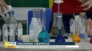 SBPC: O encantamento dos visitantes com experiências e pesquisas - Mais de 70% dos brasileiros apoiam os investimentos em pesquisa e acham importante ciência e tecnologia.