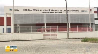 Estudante passa mal após ingerir bebida dentro e fora da escola, em Campina Grande - O estudante teve de ser internado na UTI.
