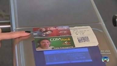 Sistema de transporte público de Sorocaba deixa de vender cartão unitário - A partir desta quarta-feira (31), o sistema de transporte público de Sorocaba (SP) deixa de vender o cartão unitário. Segundo a Urbes, menos de 1% dos passageiros utiliza o cartão.
