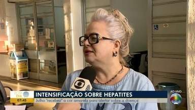 Campanha de intensificação sobre hepatites virais chega ao último dia - Testes têm sido feitos no Centro de Saúde de Adamantina.