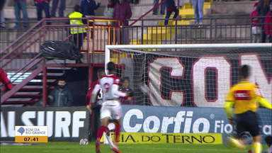 No Bento Freitas, Xanvante perde mais uma contra o Vila Nova - Assista ao vídeo.