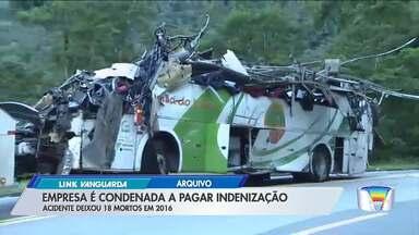 União do Litoral é condenada a indenizar pai de morto em acidente na Mogi-Bertioga - Valor da indenização foi fixado em R$ 50 mil; cabe recurso.
