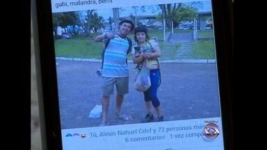 Homem confessou ter ateado fogo na namorada argentina em Santa Maria - Ontem a tarde aconteceu a última audiência do caso Bernarda Massolo.