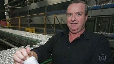 Presidente do Grupo Petrópolis tem prisão preventiva decretada - Walter Faria é alvo da fase 62ª da Lava Jato e é investigado por lavagem de dinheiro e pagamento de propina em nome da Odebrecht. Ele é procurado pela PF.