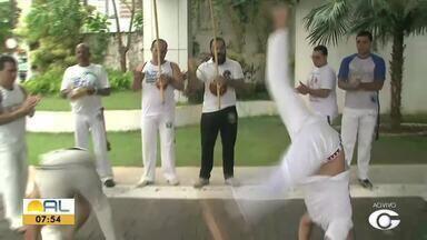 Sábado tem programação especial para comemorar o Dia Municipal da Capoeira - Evento vai acontecer na orla de Maceió.