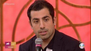 Kaysar fala sobre os costumes na Síria - Ator diz que em seu país natal as mulheres costumam se casar virgem e enfrentam problemas quando fazem sexo antes do casamento