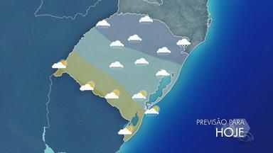 Há previsão de neve para 13 cidades do Rio Grande do Sul nesta sexta (2) - Maior parte das cidades ficam na Serra do estado.