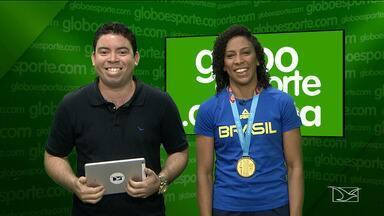 Veja os destaques do GloboEsporte.com - Com Afonso Diniz.
