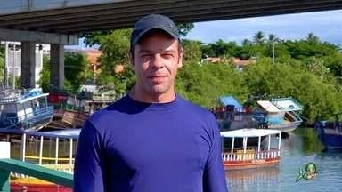 Conheça os atrativos da Barra do Ceará, em Fortaleza (bloco 1) - Tep Rodrigues mostra opções de diversão em praia da capital