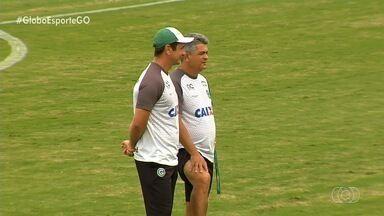Após goleada e demissão de Claudinei Oliveira, Goiás sonha com Ney Franco - Verdão vai em busca de novo técnico e pode fechar com velho conhecido
