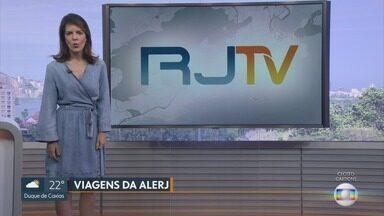 RJ1 - Edição de terça-feira, 06/08/2019 - O telejornal, apresentado por Mariana Gross, exibe as principais notícias do Rio, com prestação de serviço e previsão do tempo.