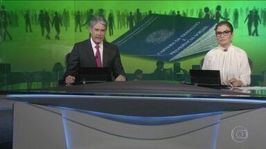 Jornal Nacional, Íntegra 06/08/2019 - As principais notícias do Brasil e do mundo, com apresentação de William Bonner e Renata Vasconcellos.