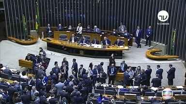 Câmara dos Deputados vota texto da reforma da Previdência em segundo turno - Proposta teve primeiro turno aprovado em julho. Deputados precisam realizar nova votação antes de o texto ser enviado ao Senado
