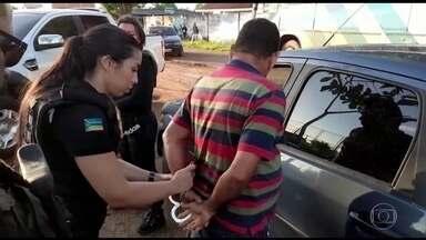 Polícia Civil do Amapá prende 34 homens por violência doméstica - Até julho, a polícia registrou quase quatro mil boletins de ocorrência.