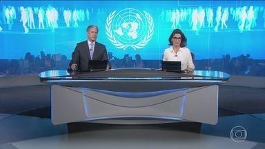 Jornal Nacional, Íntegra 08/08/2019 - As principais notícias do Brasil e do mundo, com apresentação de William Bonner e Renata Vasconcellos.