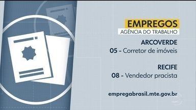 Confira as vagas de emprego disponíveis para Pernambuco - Há oportunidades no Grande Recife, Agreste e Sertão.
