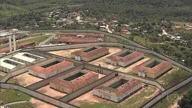 Justiça determina a interdição da penitenciária Nelson Hungria, em Minas - Juiz decidiu pela interdição após dois presos da penitenciária ordenarem o sequestro de uma criança