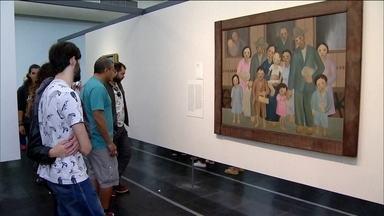 Exposição de obras de Tarsila do Amaral levou mais de 400 mil pessoas ao Masp - Veja para onde as obras expostas serão levadas. Cultivo de lavanda atrai turistas à cidade de Cunha.