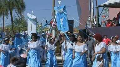 Cultura e alegria marcam encerramento do Festival do Folclore de Olímpia - O Festival do Folclore de Olímpia (SP), que terminou neste domingo (11), foi marcado por muita cultura e alegria para os moradores da cidade.