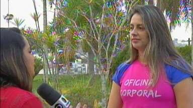 Suzano tem inscrições para esportes - Oficina corporal oferece chance para moradores da cidade se exercitarem.