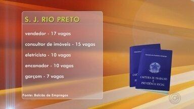 Rio Preto e Catanduva oferecem vagas de emprego em diversas áreas; confira - Confira as vagas de emprego em São José do Rio Preto (SP) e Catanduva (SP).