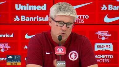 Odair fala após empate sem gols contra o Corinthians - Assista ao vídeo.