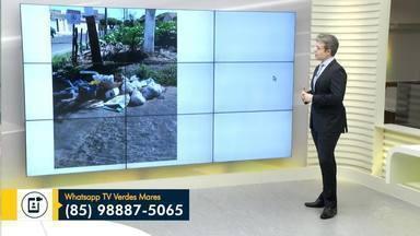 Veja a participação do telespectador nesta segunda-feira (12) - Saiba mais em g1.com.br/ce