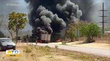 De janeiro a agosto, Tocantins registrou 5.123 focos de incêndio - De janeiro a agosto, Tocantins registrou 5.123 focos de incêndio