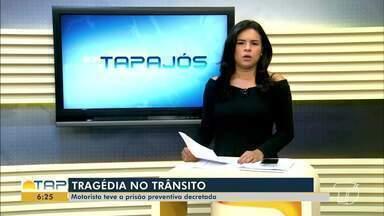 Homem morre após carro capotar no ramal Vale Verde em Rurópolis - Everson Pereira morava em Santarém e estava em Rurópolis com a familia.