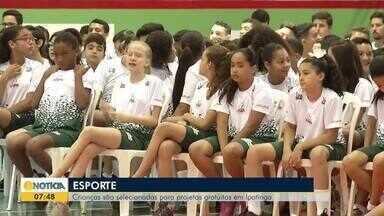 Crianças são selecionadas para projetos de esporte gratuitos em Ipatinga - Esporte pode transformar vidas.