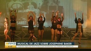 Musical de jazz sobre a vida de Josephine Baker é apresentado no Teatro Amazonas - A pérola negra de Nova Iorque que transformou sua história em espetáculo.