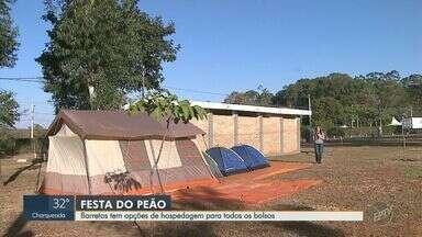Festa do Peão de Barretos tem opções de hospedagem para todos os bolsos - Maior rodeio do Brasil, Festa do Peão de Barretos já movimenta rede hoteleira na região.