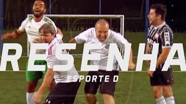 Resenha 2019: São Paulo vence o Santos em mais uma rodada do Brasileirão - Nos outros jogos, os garotinhos do resenha tiveram muitos motivos para reclamação.