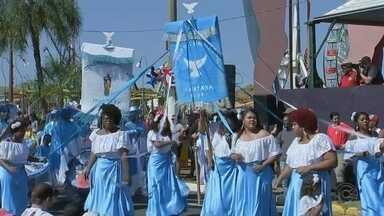 Festival do Folclore termina em Olímpia após mais de uma semana de cultura e diversão - Último dia do Festival do Folclore foi realizado neste domingo (11) em Olímpia. Evento foi marcado por cultura e diversão para os moradores da cidade.