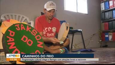 Rota Cultural Caminhos do Frio chega a Remígio, na Paraíba - Programação cultural chega a Remígio com atrações locais e nacionais.