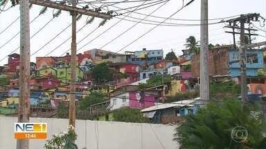 Gincana muda realidade de comunidades no Recife para quem recolher mais plástico - Comunidade do Burity, na Macaxeira, é uma das que receberam o projeto.