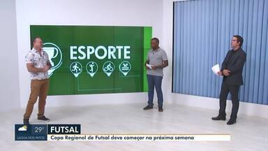 Confira os destaques do esporte - No Cruzeiro, Rogério Ceni chega para comandar equipe.