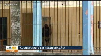 Projeto visa melhorar medidas socioeducativas de adolescentes em recuperação no Pará - Projeto visa melhorar medidas socioeducativas de adolescentes em recuperação no Pará