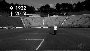 Ídolo do Tupi, Moacyr Toledo morre em Juiz de Fora - Ex-jogador marcou nome na história do Galo Carijó. Ele morreu aos 87 anos